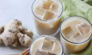 Холодный чай латте или индийский чай масала с нашими хитростями