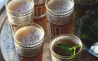 Как заварить настоящий марокканский чай с мятой