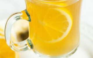 Крепленый ромашковый чай «Горячий Тодди» с медом