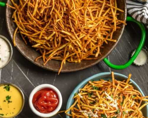 Картофель «Пай» – тонкий хруст