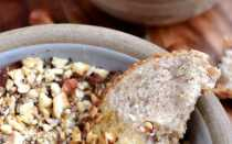 Египетская «Дукка» из орехов
