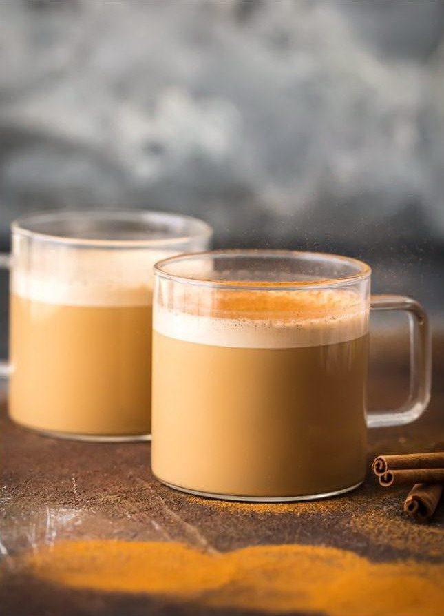 Кофе буллетпруф bulletproof с корицей и маслами в сашках