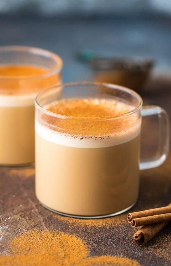 Кофе буллетпруф bulletproof с корицей и маслом
