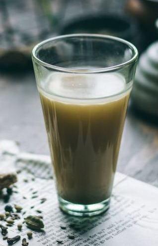 Имбирный чай с пряностями от простуды